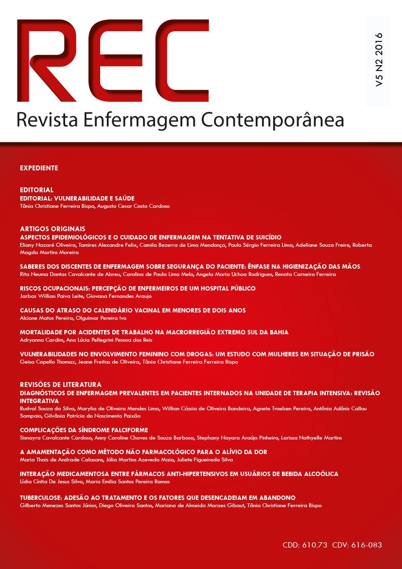 REC v5, n2 (2016)